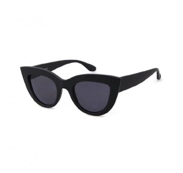 Ochelari de Soare Negri Mati 0