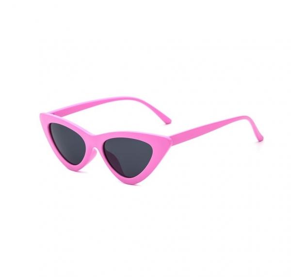 Ochelari de Soare Roz Super Cat Eye 0