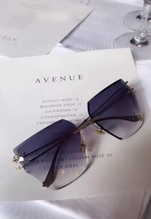 Ochelaride SoareGri Inchis Luxury Edition 4
