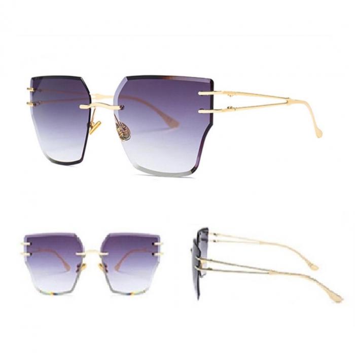 Ochelaride SoareGri Inchis din Cristal - Luxury Edition [0]
