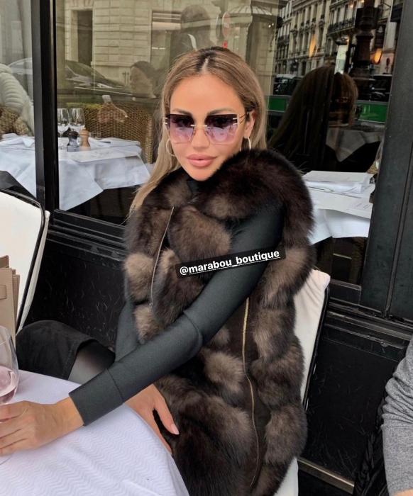 Ochelaride SoareGri Inchis Luxury Edition 3