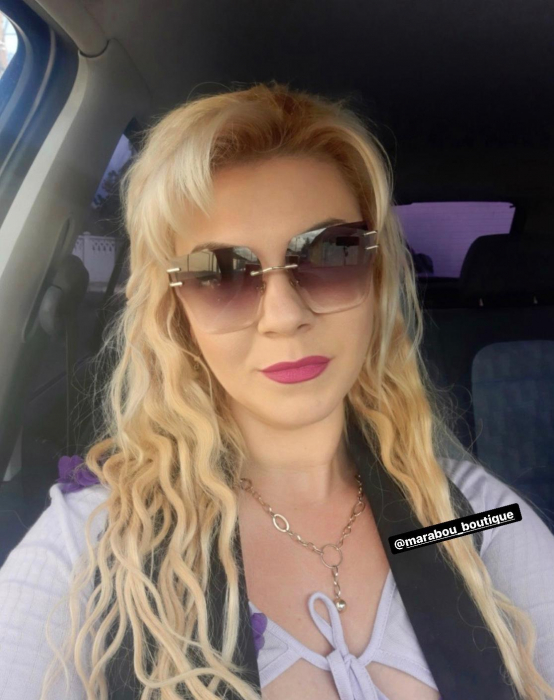 Ochelaride SoareGri Inchis din Cristal - Luxury Edition [11]