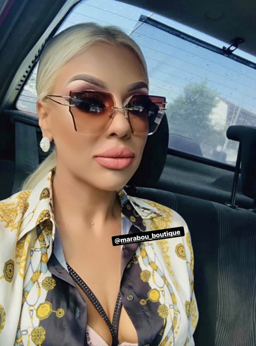 Ochelaride SoareMaro din Cristal - Luxury Edition [16]