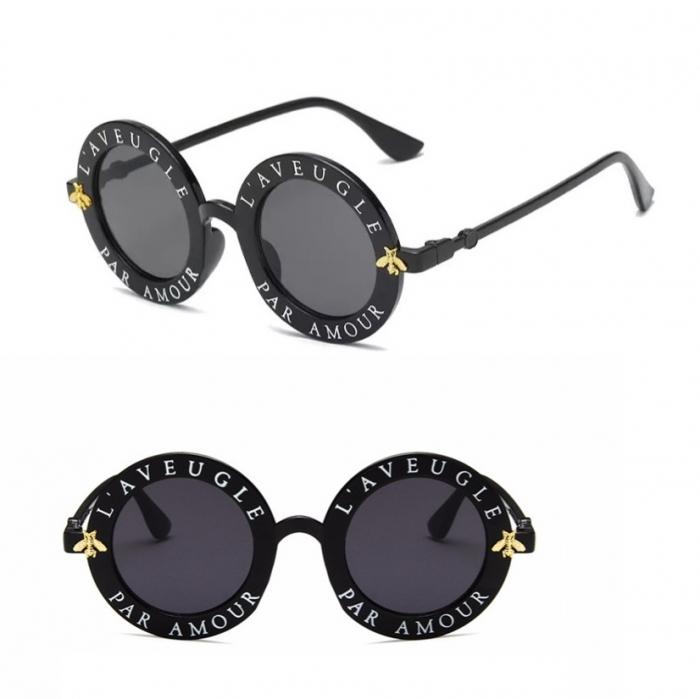 Ochelari de Soare Rotunzi cu Albina 0