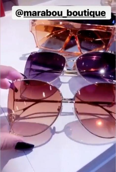 Ochelari de Soare Supradimensionati Maro 16