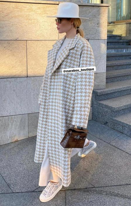 Palarie Alba Handmade cu bentita detasabila si brosa la alegere [39]