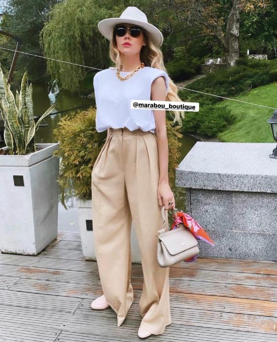 "Palarie Alba Handmade ""Christian Dior"" [32]"