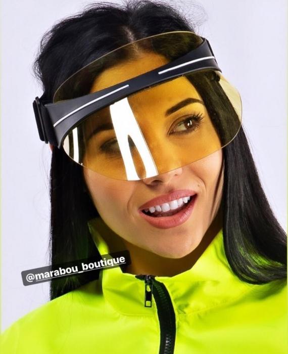 Cozoroc / Vizor Fashion Galben [3]