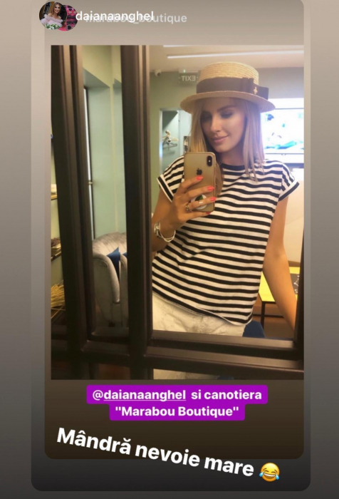 "Canotiera Handmade din paie cu Bor Mic ""Christian Dior"" [5]"