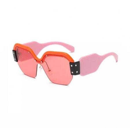 Ochelari de soare Portocalii0