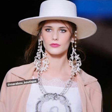 """Canotiera Alba Handmade """"Christian Dior"""" [3]"""