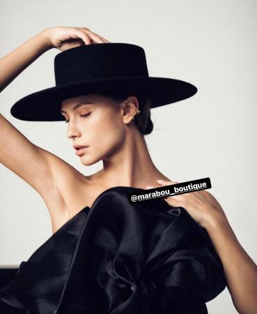 "Canotiera Neagra Handmade ""Christian Dior""15"
