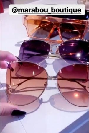 Ochelari de Soare Supradimensionati Maro16