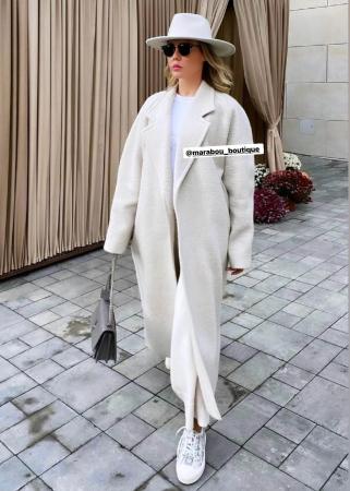 Palarie Alba Handmade cu bentita detasabila cu perle [43]