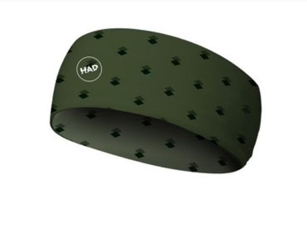 Banderola HAD Merino Army Green Rhombus [0]