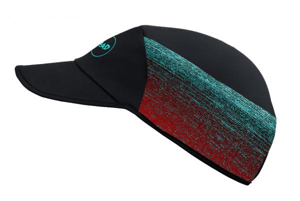 Basca HAD Ultralight Gradient Melange Red Blu [0]