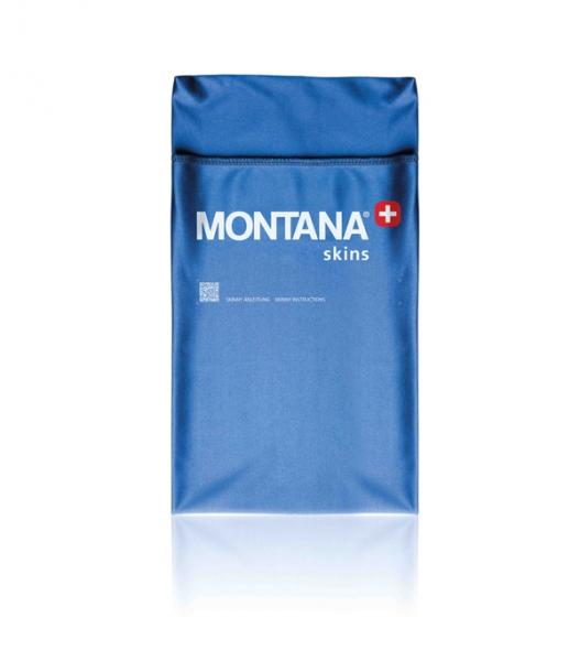 Sac Pastrare Piele Foca Montana Skinny 0