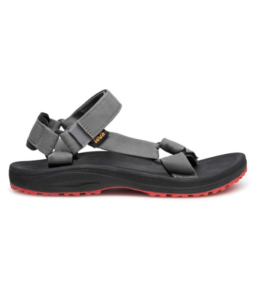 Sandale Teva Winsted Solid Black Red 0