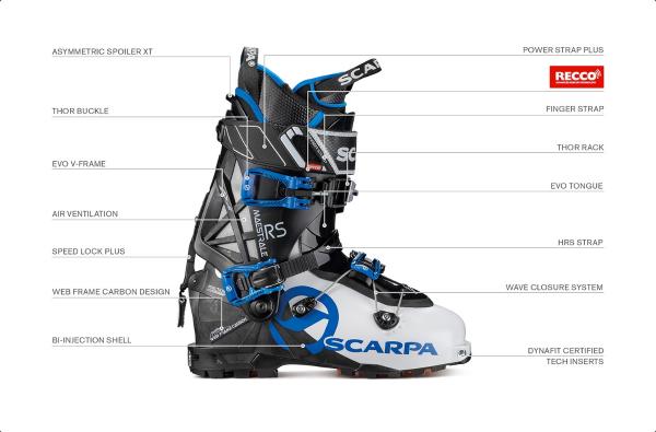 Clapari Tura Scarpa Maestrale RS [6]