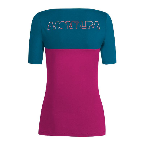 Tricou Montura Sporty Block W [1]