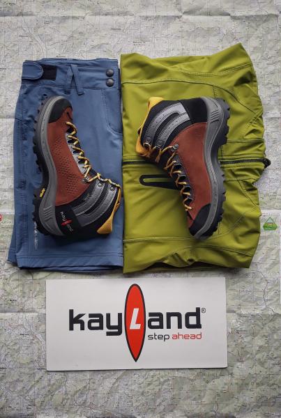 Bocanc Kayland Impact GTX BROWN 5