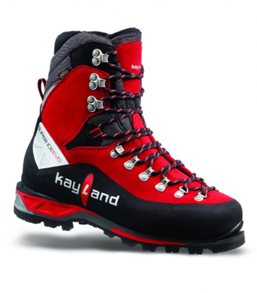 Bocanc Kayland Super Ice Evo GTX BLACK RED 0