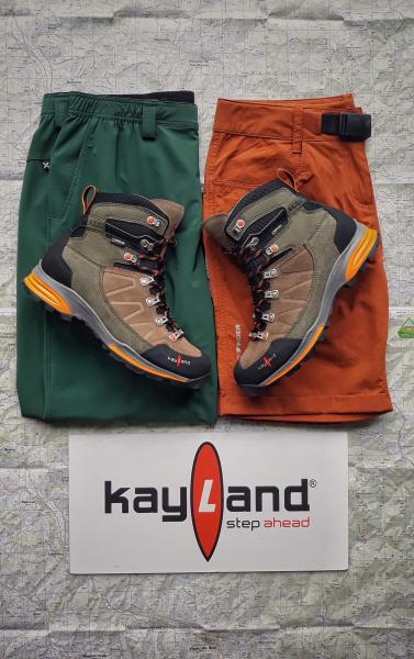 Bocanc Kayland Titan Rock GTX OLIVE