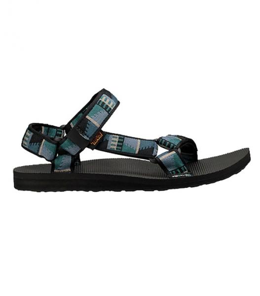 Sandale Teva Original Universal Peaks Black 0