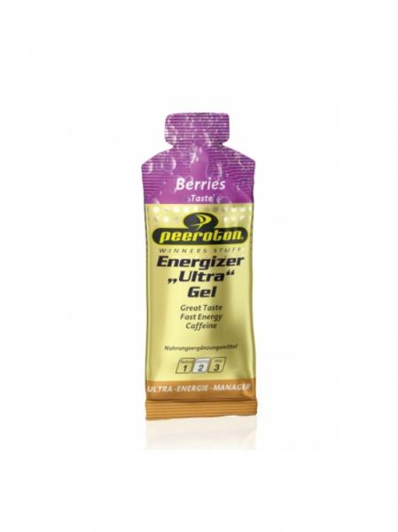 Gel Energizant Peeroton 40g cu aroma de Fructe de padure 0
