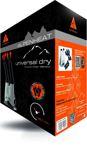 Uscator Alpenheat UniversalDry Pentru Bocanci si Manusi [9]