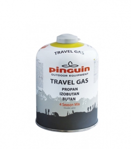 Butelie Pinguin Travel Gas 4500