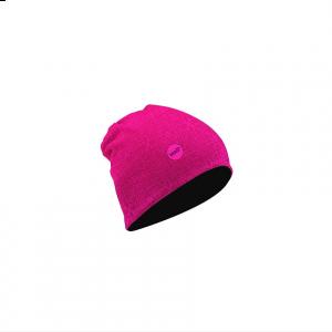 Caciula HAD Apollon Pink Merino Reversible