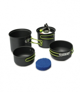 Set Vase Pinguin Double Alu0