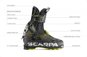 Clapari Tura Scarpa Alien 1.0 [6]