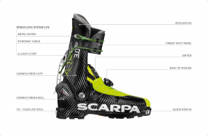 Clapari Tura Scarpa Alien 3.0 [8]