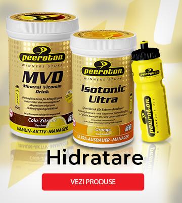 HIDRATARE - bauturi rehidratante cu minerale si vitamine