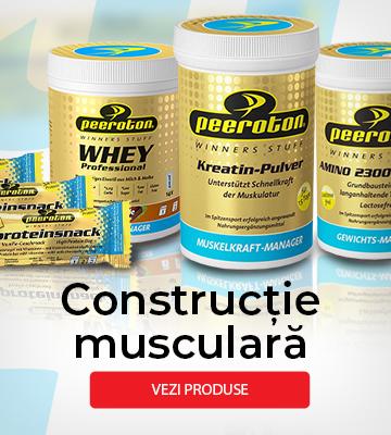 REFACERE MUSCULARA - shake-uri proteice, aminoacizi