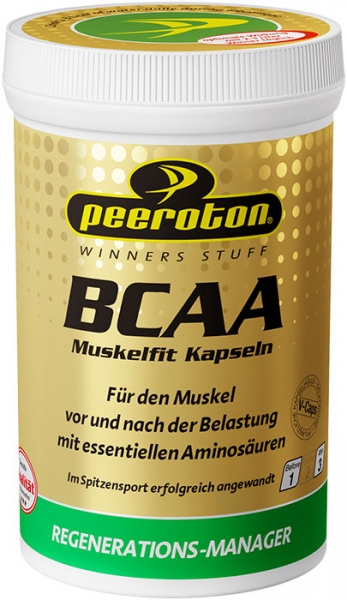 BCAA – 190 capsule aminoacizi esențiali 0