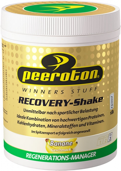 Recovery Shake 1