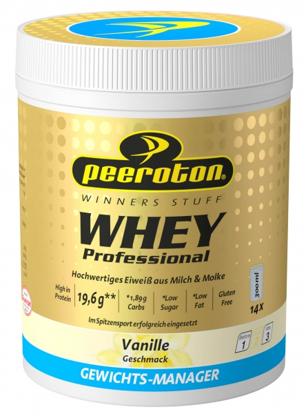 WHEY Professional Protein Shake 350g 1
