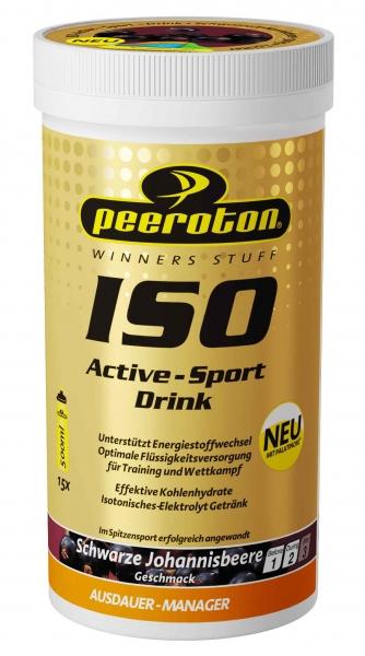 ISO Active Sport Drink 300g - băutură izotonică energizantă [2]