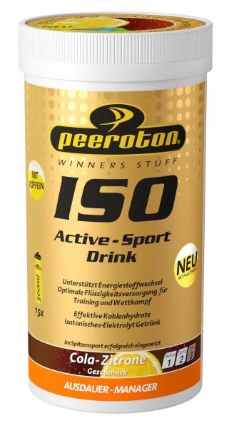 ISO Active-Sport Drink cu COFEINĂ  băutură izotonică energizantă [0]