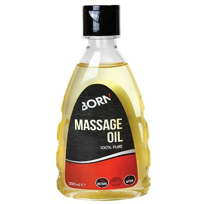 Massage Oil - ulei de masaj - 200ml 0