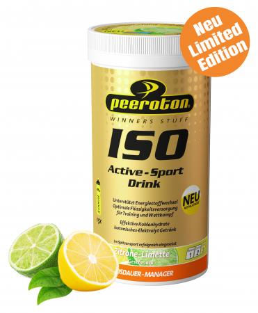 ISO Active Sport Drink 300g - băutură izotonică energizantă [3]