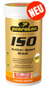 ISO Active Sport Drink 300g - băutură izotonică energizantă [1]