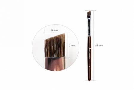 Pensula #3 tapping BrowXenna1