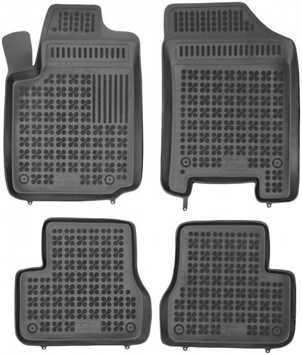 Covorase cauciuc tip tavita Citroen C3 (2002-2009) [0]