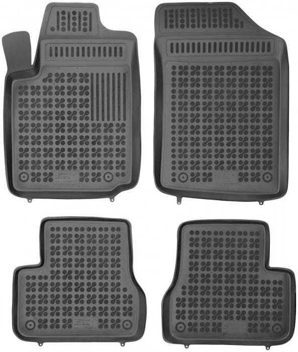 Covorase cauciuc tip tavita Citroen C3 (2002-2009) [1]