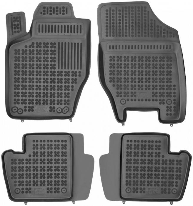 Covorase cauciuc tip tavita Citroen C4 (2004-2010) [0]