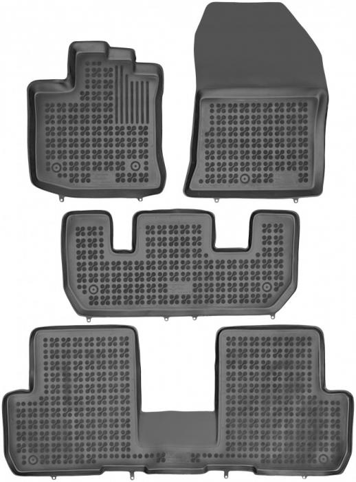 Covorase cauciuc tip tavita Dacia Lodgy (2012- ) [0]
